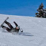 スノーボードのマナー